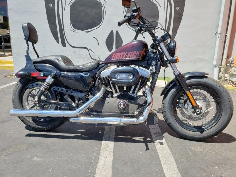 Pre-Owned 2014 Harley-Davidson Forty-Eight
